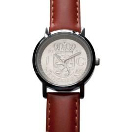 Horloge Zilveren Gulden