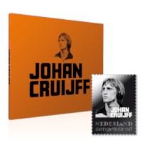 Zilveren Postzegel Johan Cruijff