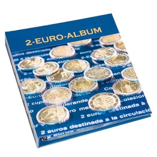 Leuchtturm Numis 2-Euro Album Deel 5