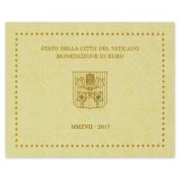 Vatican BU Set 2017