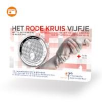 Rode Kruis Vijfje 2017 BU-kwaliteit in coincard