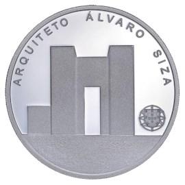 """Portugal 7,50 Euro """"Álvaro Siza"""" 2017"""
