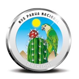 Aruba 5 Florin 'Prikichi' Silver Proof