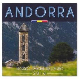 Andorra BU Set 2016