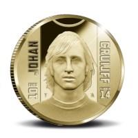 Johan Cruijff Tientje' 2017 Gold Proof