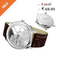 Sterling Zilveren Horloge