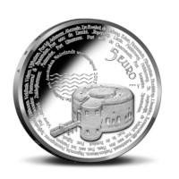 Stelling van Amsterdam Vijfje 2017 UNC-kwaliteit in coincard