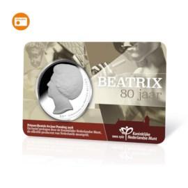 80 jaar Beatrix Penning 2018 BU-kwaliteit in coincard