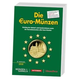 Euromunten Catalogus 2018