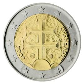 Slowakije 2 Euro 2017 UNC