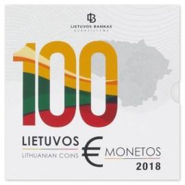 Litouwen BU Set 2018