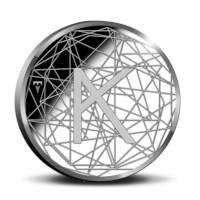 Coin de Kensington 2018 dans un coincard