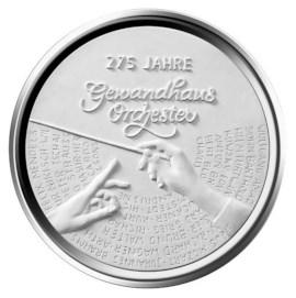 """Duitsland 20 € """"Gewandhausorchester"""" 2018"""