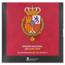 Spain BU Set 2018