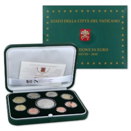 Vatican Proof Set 2018
