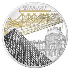 """Frankrijk 10 Euro """"Louvre"""" 2018"""