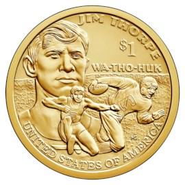 US Native American Dollar 2018
