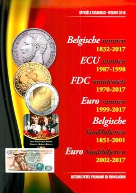 Catalogue officiel de monnaie – édition 2018