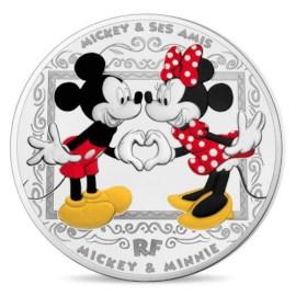 """Frankrijk 10 Euro """"Mickey Mouse"""" 2018"""