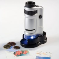 Leuchtturm Zoom-microscoop 20-40x