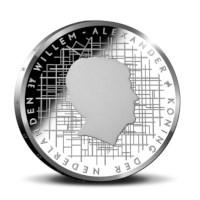 Schokland 5 euro coin 2018 UNC-quality in coincard
