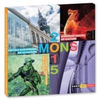 Belgique Set FDC « Mons » 2015