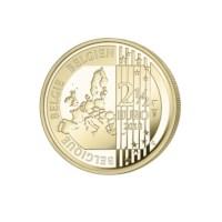 2,5 euro herdenkingsmunt België 2018 '400 jaar Berg van Barmhartigheid' BU in coincard FR