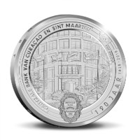 Curaçao and Sint Maarten '190 years Central Bank' 2018 Silver Proof