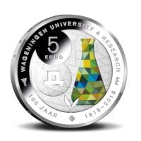 Zilveren Wageningen Universiteit Kleurset 2018