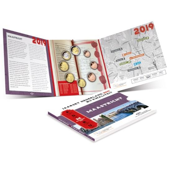 Jaarset Nederland 2019 BU-kwaliteit