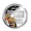 Public vote Fred and Bert Beaver Medal 2018 Silver Proof