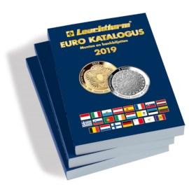 Leuchtturm Euro Catalogus 2019