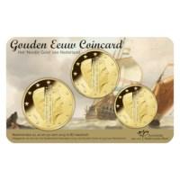Gouden Eeuw 2019 in coincard
