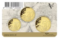 Dutch Golden Age 2019 in coincard