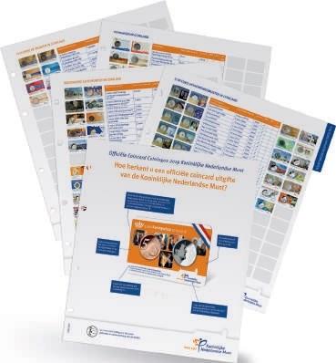 Coincard Catalogus 2019