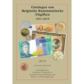 Catalogus BE Numismatische Uitgifte