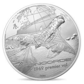 "Frankrijk 10 Euro ""Concorde"" 2019"