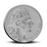 Enzo Knol Penning in coincard
