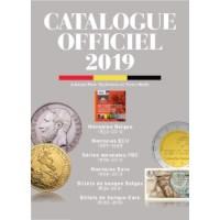 Officiele muntcatalogus – uitgave 2019 - FR