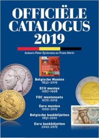 Officiele muntcatalogus – uitgave 2019 - NL