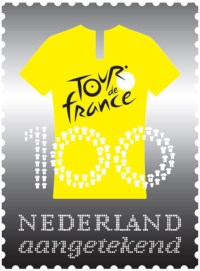 Zilveren Postzegel Tour de France