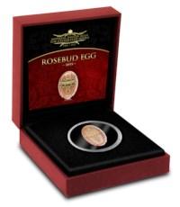 Rosebud Egg of Carl Fabergé