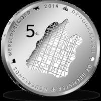 Beemster Vijfje 2019 BU-kwaliteit in coincard