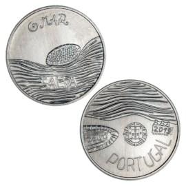 """Portugal 5 Euro """"De Zee"""" 2019"""