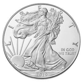 US Silver Eagle 2019