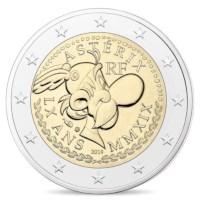 "France 2 Euro ""Asterix"" 2019 Coincard Set"