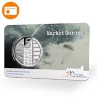 Market Garden 5 Euro Coin UNC quality in coincard