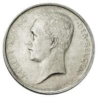 1 Franc 1910–1914 NL - Albert Ier