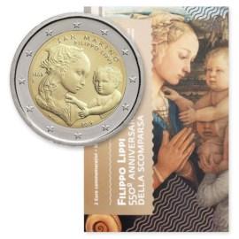 San Marino 2 euros « Lippi » 2019