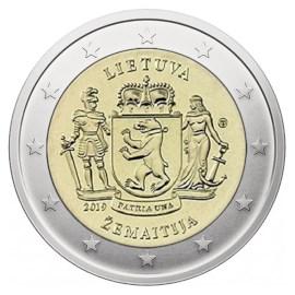 Lituanie 2 Euro « Zemaitija » 2019